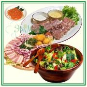 Для закусок, салатов