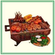 Для блюд на мангале, гриле и барбекю