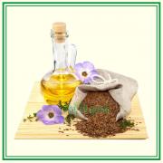 Домашнее льнянное масло